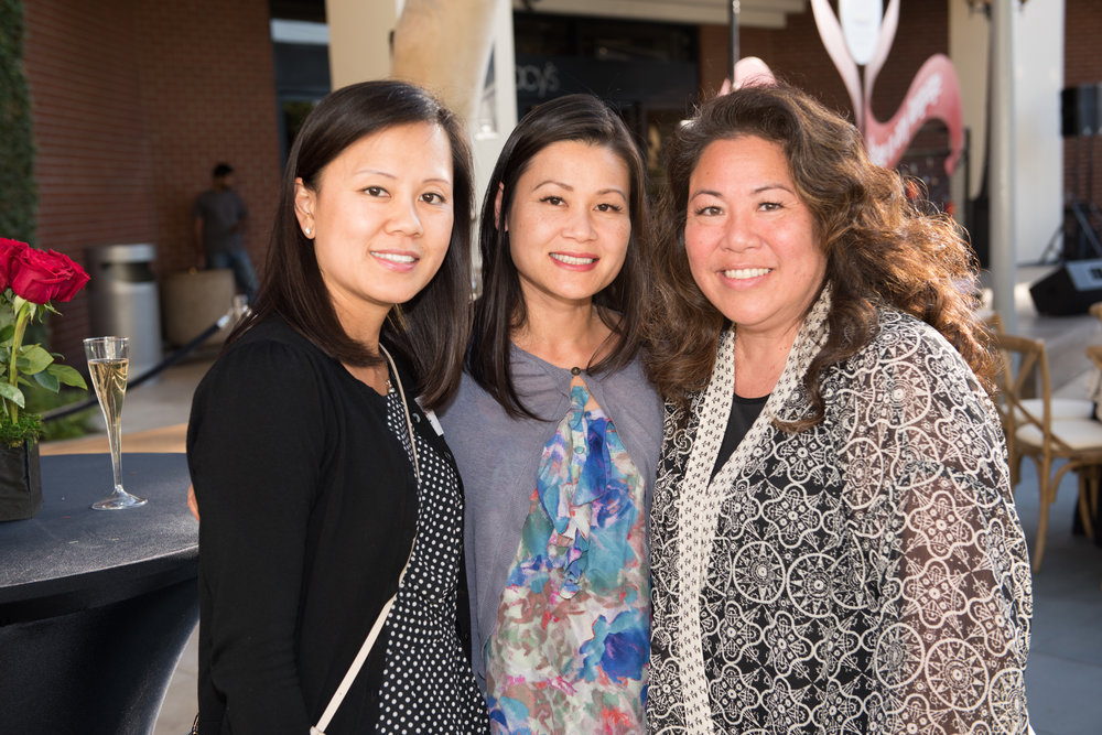 Tracy Huynh,Kathy Duong and Dawn Araki