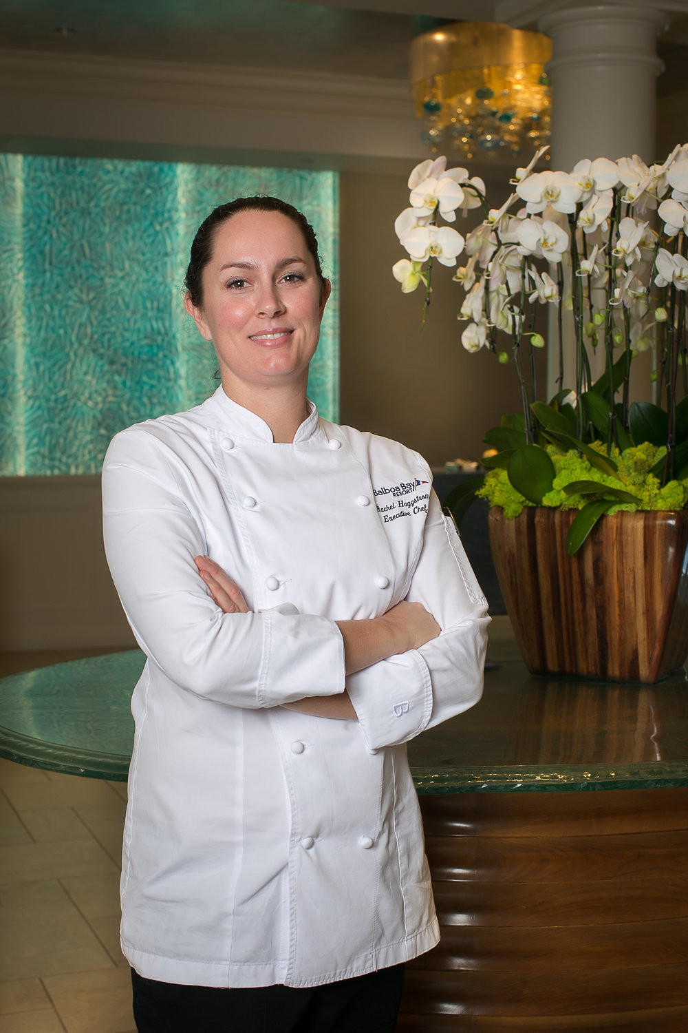 Chef Rachel Haggstrom, photo by Tony Florez