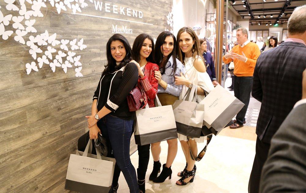 Dahlia Saad, Ola Elbitar, Nellie Nizan, Nancy Adham