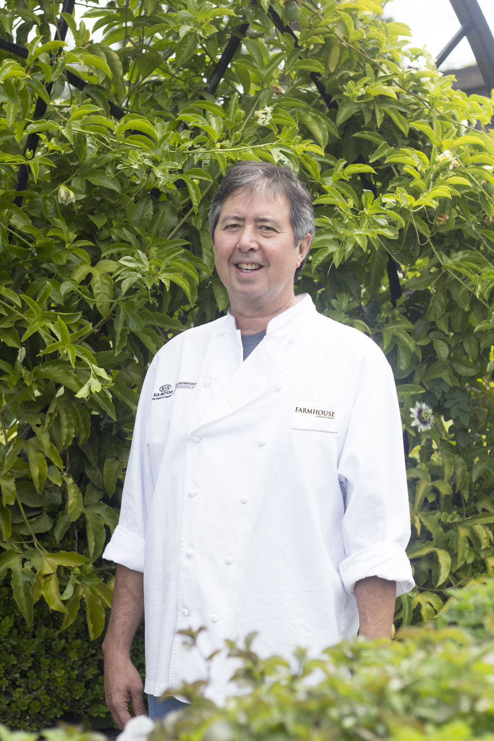 Chef Rich Mead