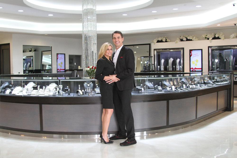 Michelle & Glenn Verdult
