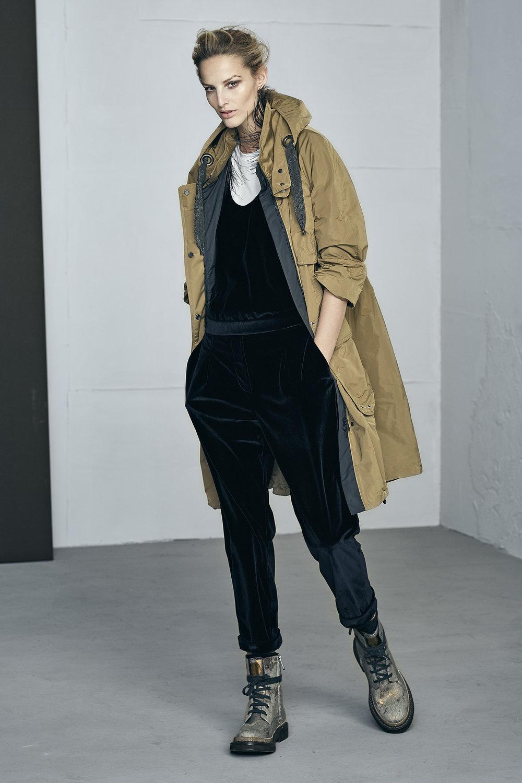 Brunello Cucinelli Taffeta Outerwear,Jacket, $5,295,BrunelloCucinelli.com