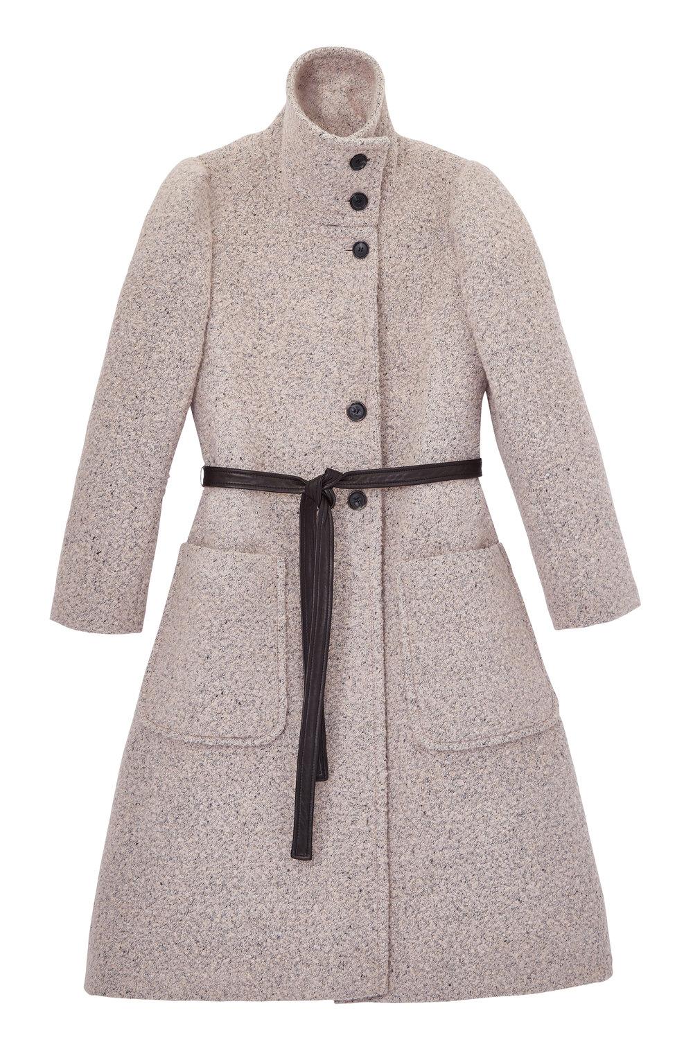 Rebecca Taylor Boucle Coat,$895, RebeccaTaylor.com