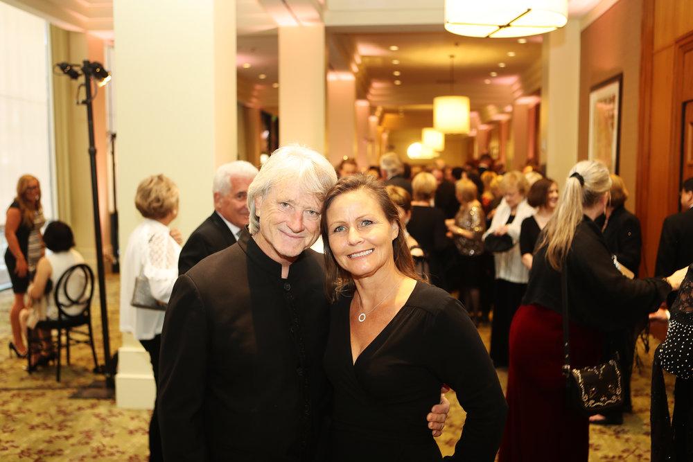 Carl & Susan St.Clair