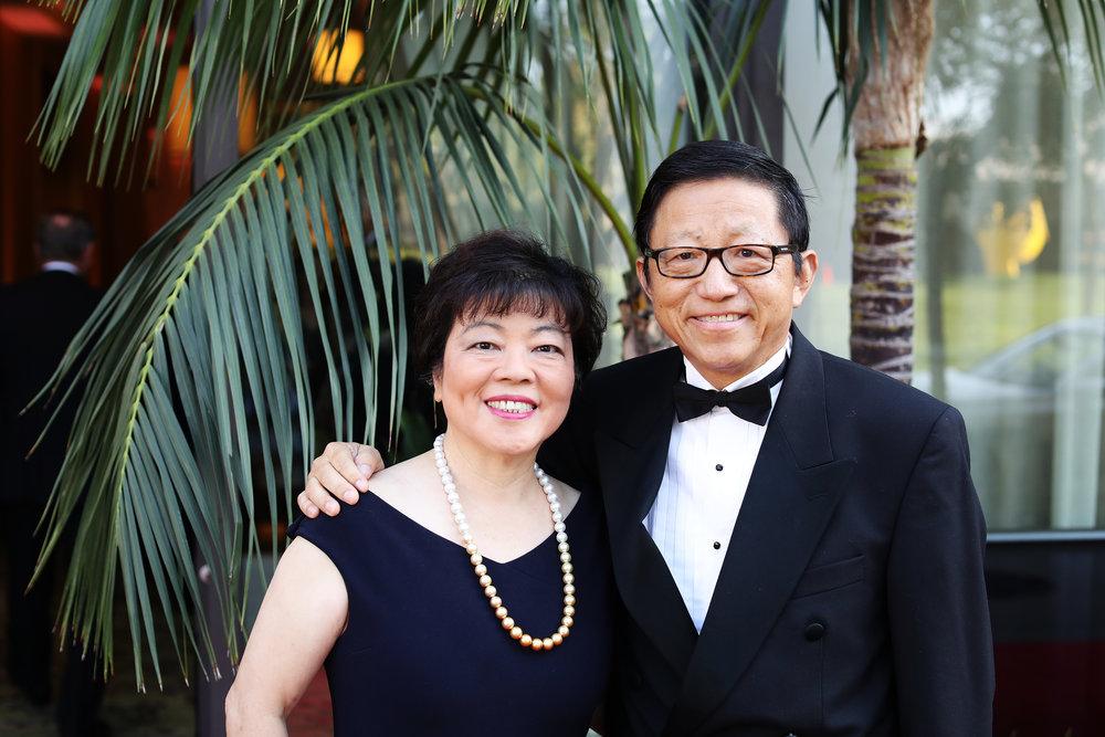 Ling & Charlie Zhang