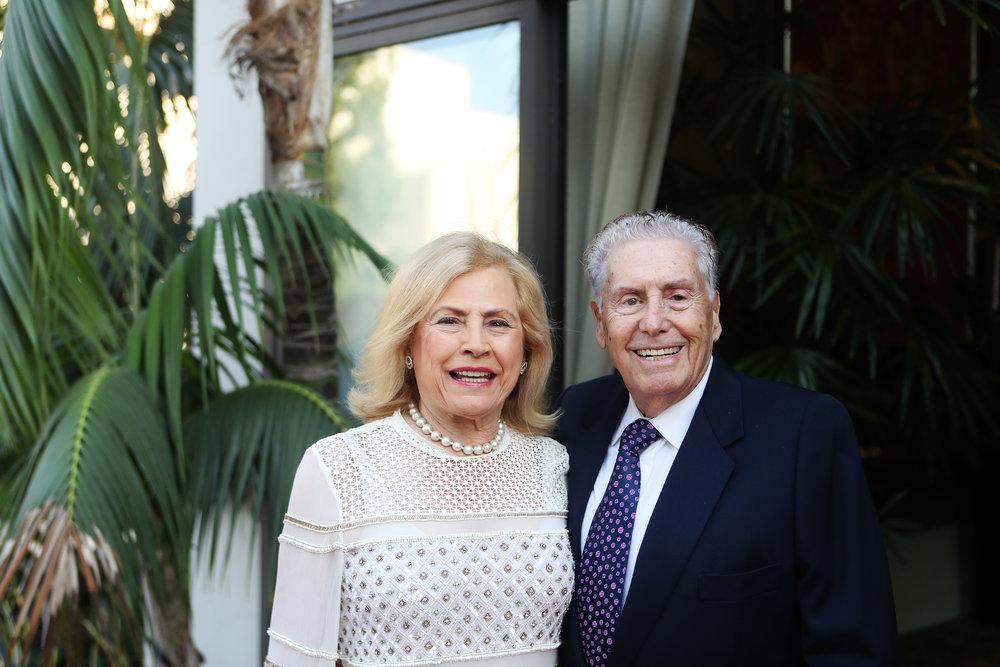 Haydee & Carlos Mollura