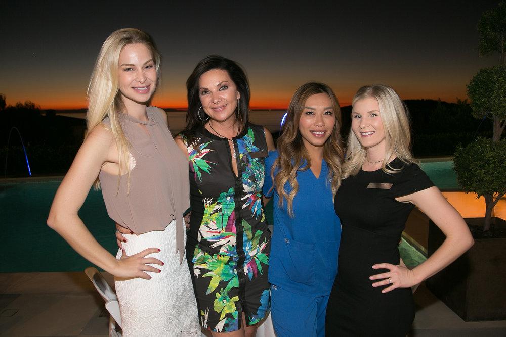 Alexis Hamilton, Eva Verdult, Vichearo Lay, Nicole Ketchum