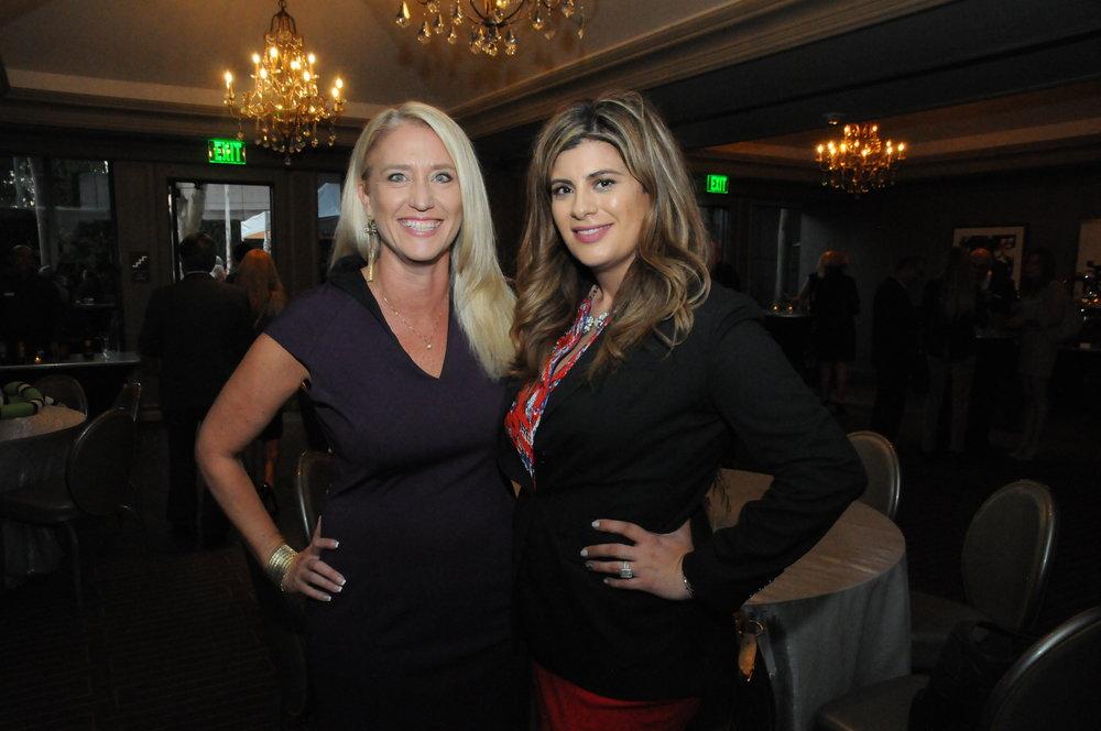 Allison Ramirez and Monica Alfisi