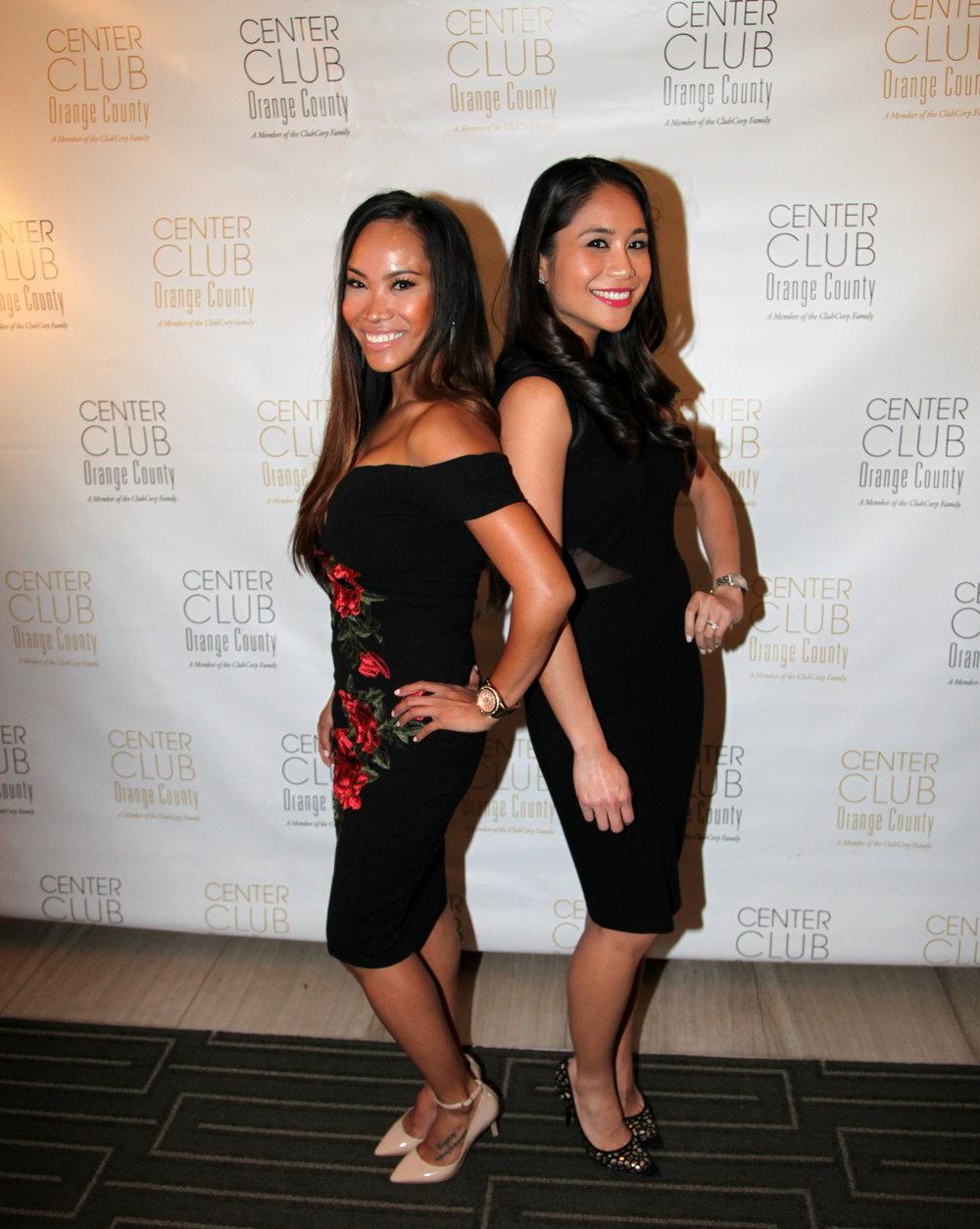 Kristine Molina and Kristine Batista