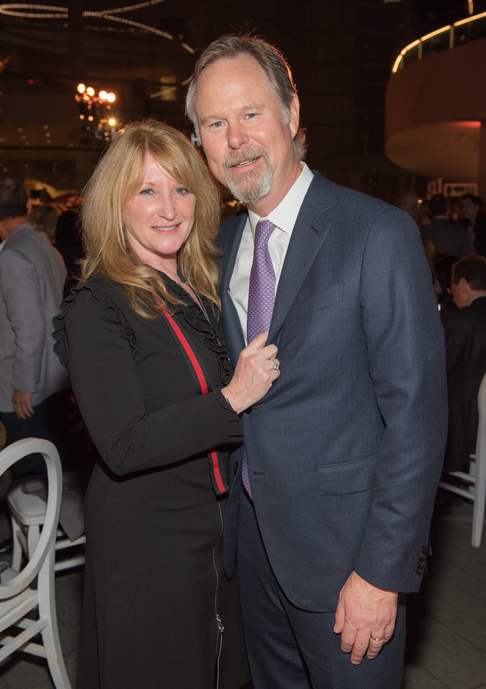 Jennifer & Anton Segerstrom