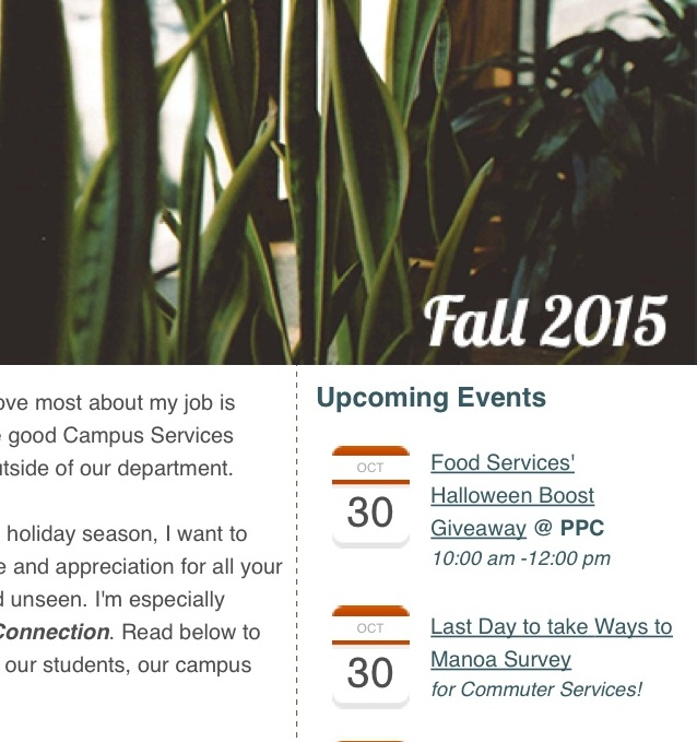 Campus Services Connection - Fall 2015.jpg