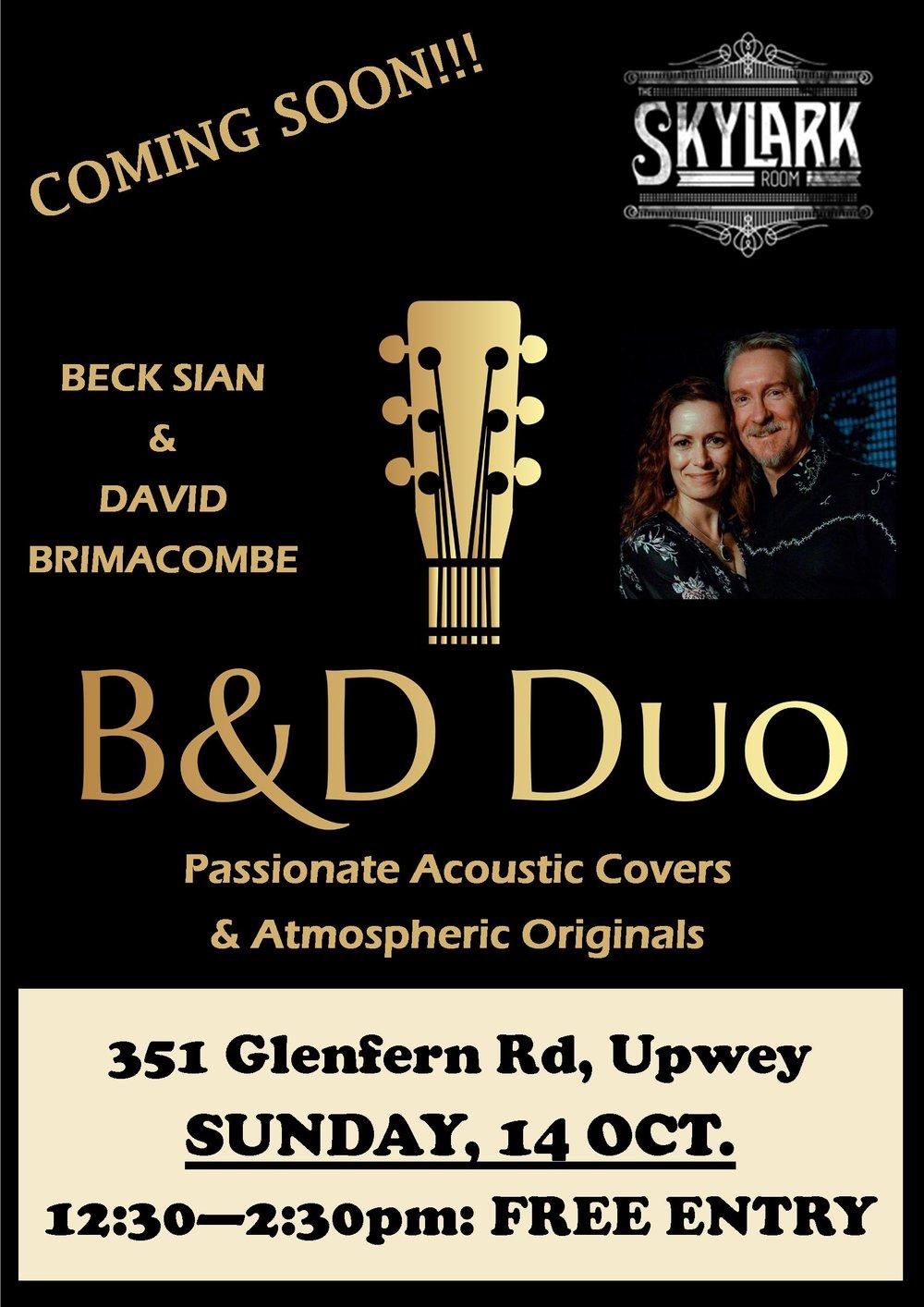 B&D Duo - Event Poster - A3- Skylark - 201810.jpg