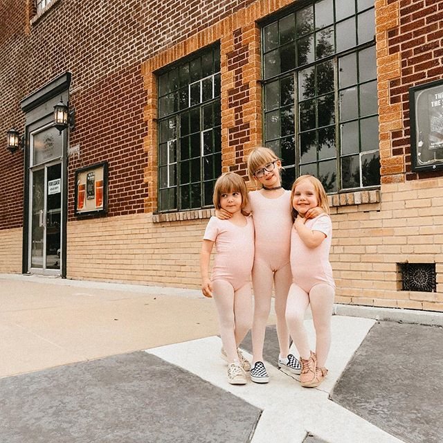 These three at @sweetyieldstudio are what dreams are made of🖤 .  We started for the ballet, but we stay for the love, inspiration, and pouring into their little spirits and souls that only @hannahashford brings🙌🏻...and yeah, also for the ballet because #cutenessoverload 👯‍♀️🖤