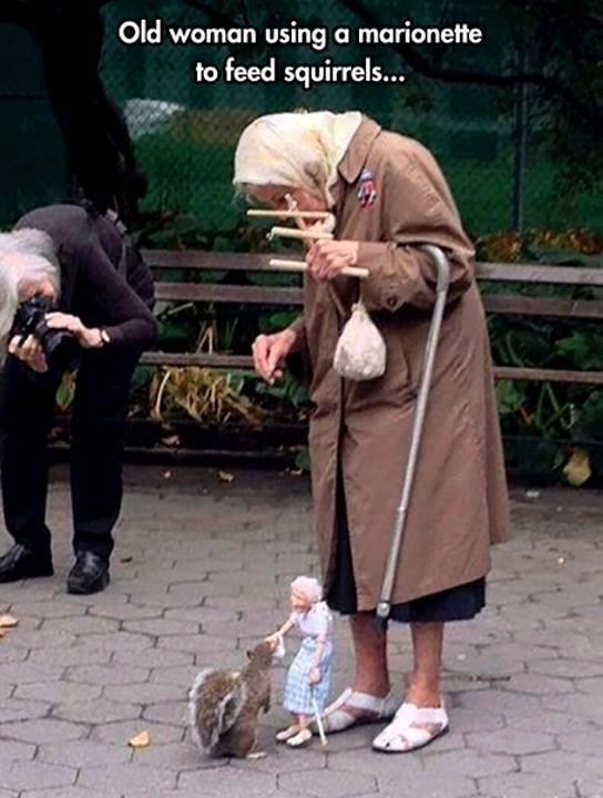 coolthingoftheday :     Me when I'm 90