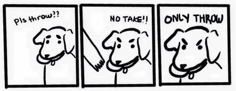 bleutempete :     Dog logic