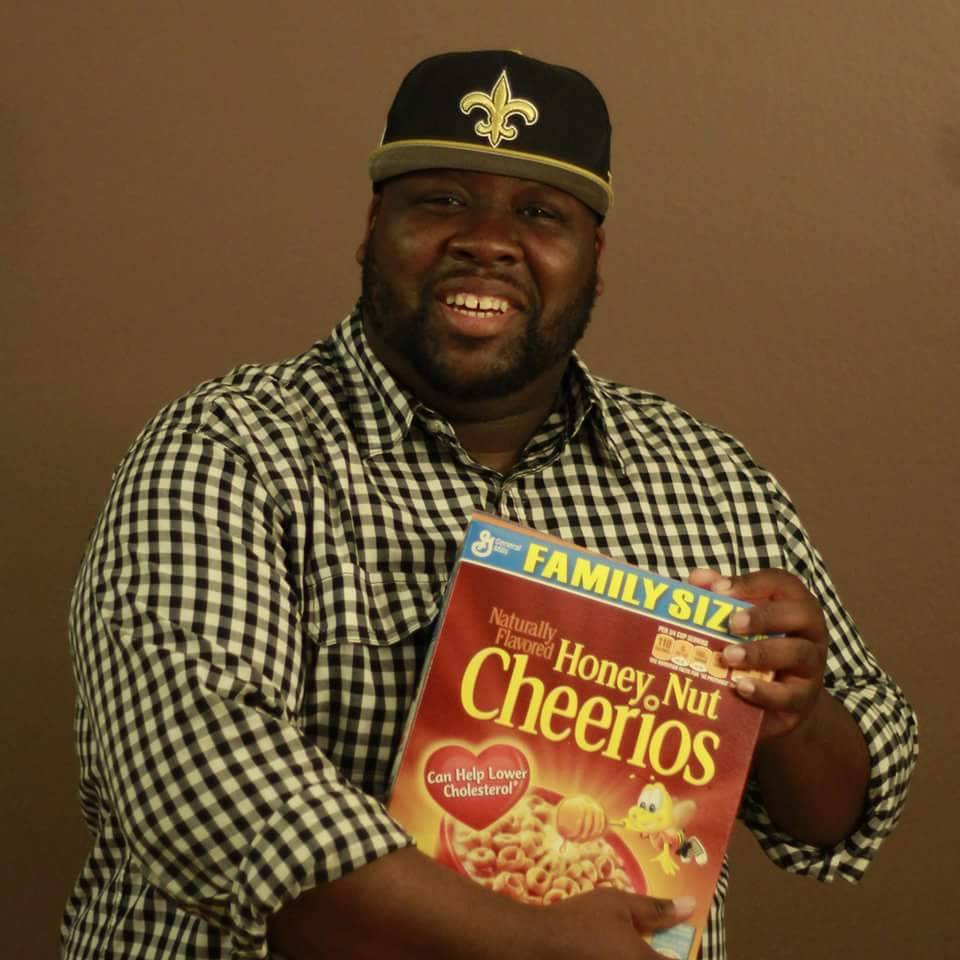 mooserattler :   Reblog this picture of me holding a Family Size box of Honey Nut Cheerios? I'd really appreciate it.
