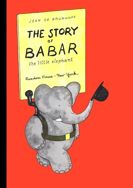 "onestarbookreview: ""Regardless of the story's quality as an adult, I just don't like Babar; his name is stupid, the art is stupid, and he is a goddam elephant."""