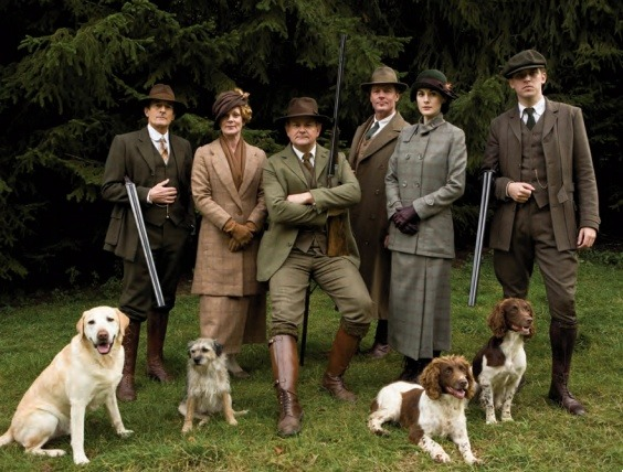 hellogiggles: Gumdrop Lane: 5 THINGS I LEARNED FROM DOWNTON ABBEY - NOW WITH BONUS 6TH THING! by Laura Kadner