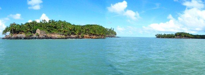 The Salvation Islands. Damnation for some - cjG