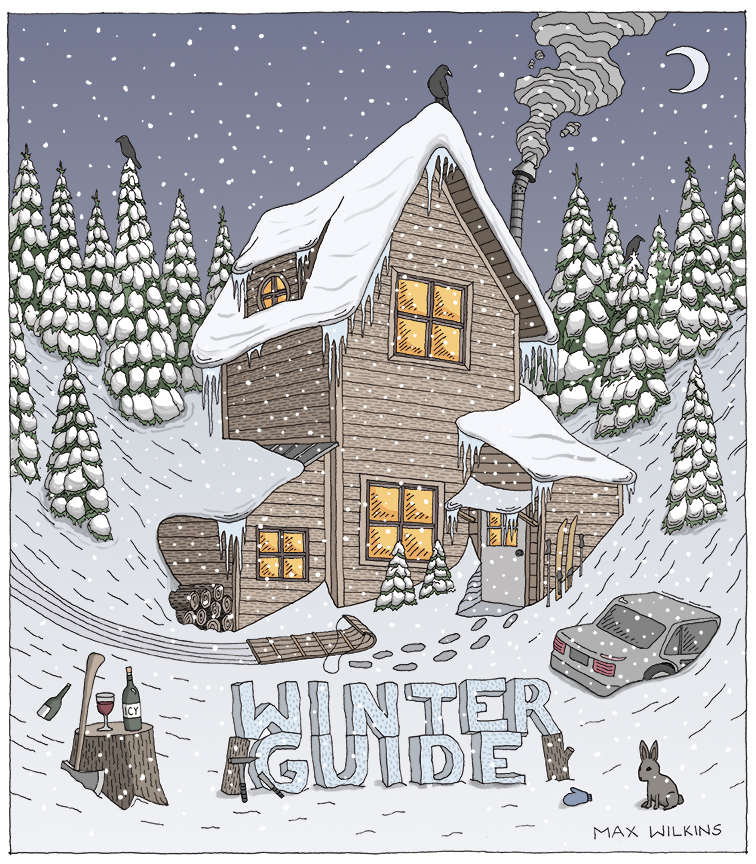 City Newspaper - Winter Guide cover