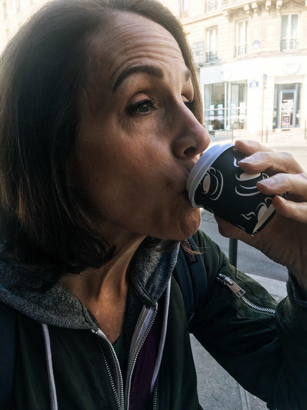 Espresso in France