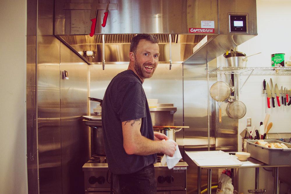 Chef Anthony Kjeldsen (Photo credit: Venus Forteza)