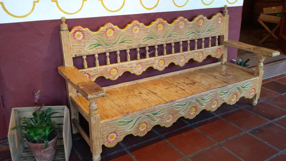 A Brief Look At Mexican Furniture Mezcla Designs