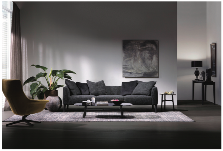 INTERIOR STYLING WITH KING FURNITURE - SOFA BY CHARLES WILSON