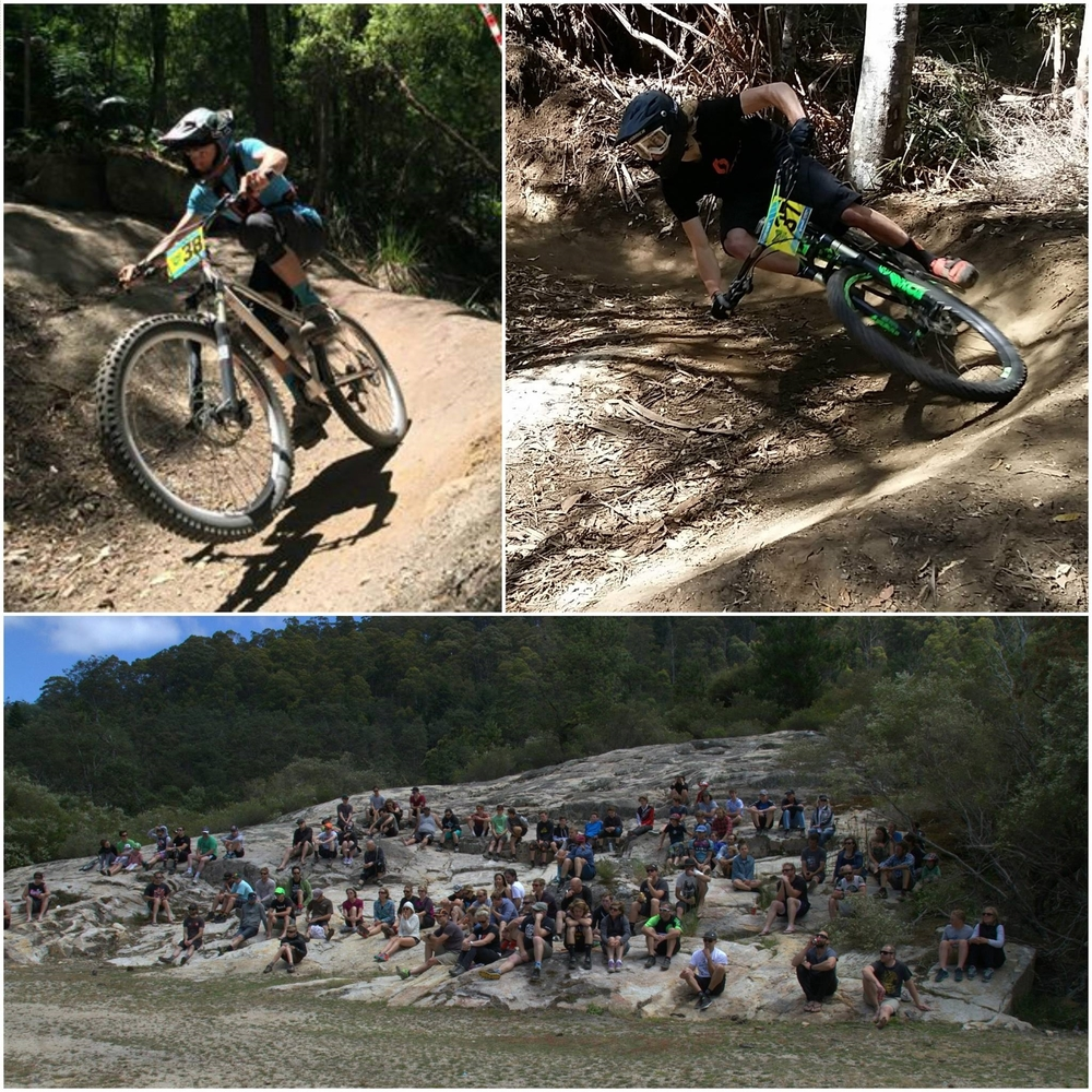Photo: Tas Gravity Enduro Series