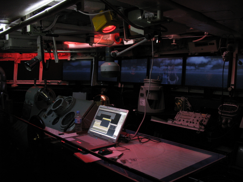 AWM-Army Command Centre Display.JPG