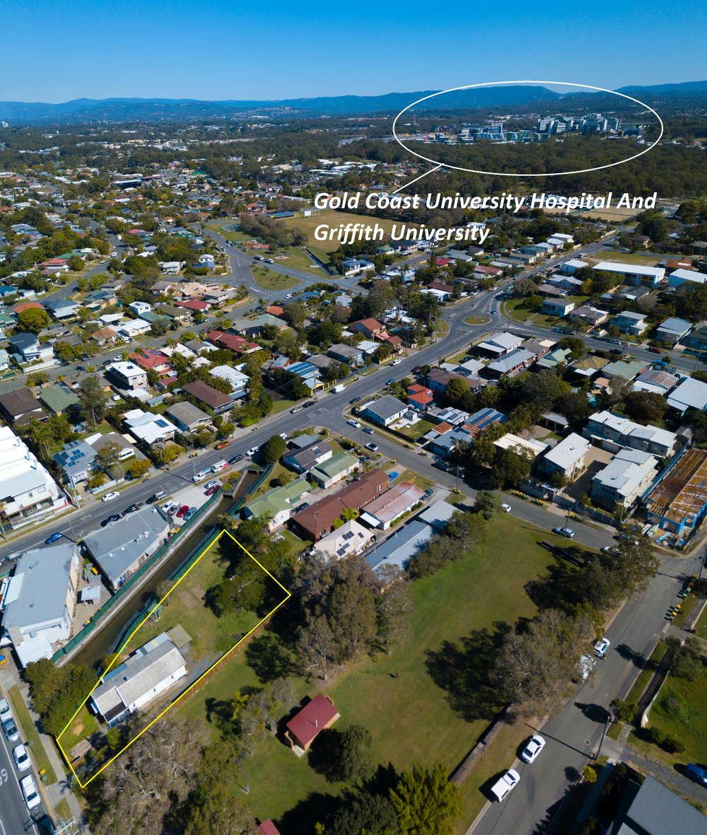 4 turpin road (Griffith Uni background) Marked Property Hospital named.jpg
