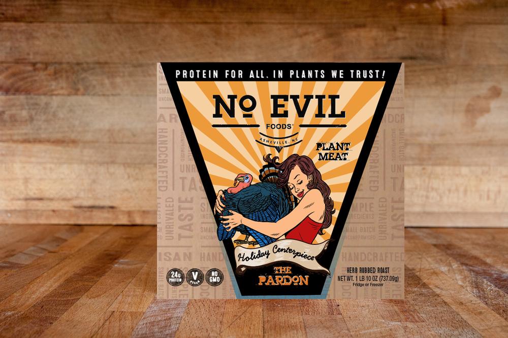 ▲  No Evil Foods  的产品(图片来源: No Evil Foods  官网)