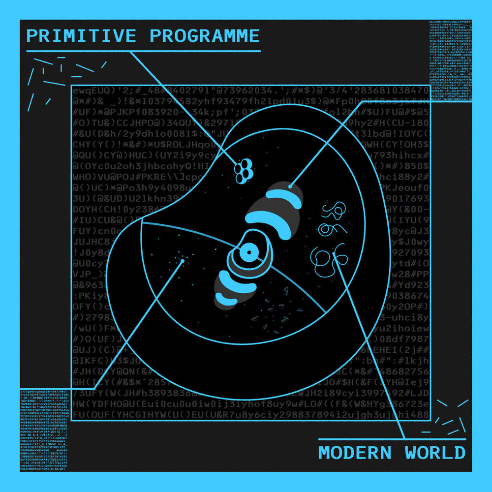 Primitive Programme Modern World EP