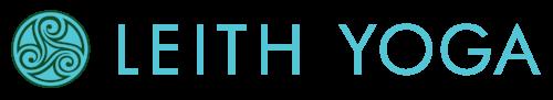 Leith Yoga logo
