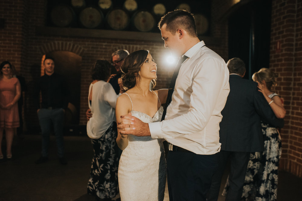 Sirromet Winery Weddings First Dance Wedding Lightsmith Images Brisbane Wedding Photographer