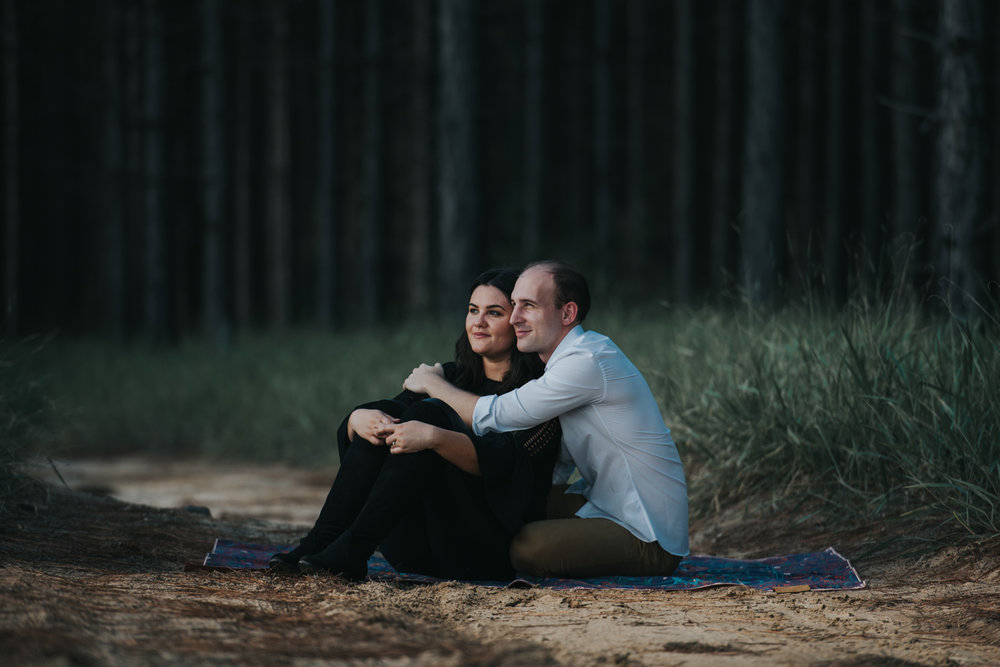 Brisbane Engagement | Beerburrum Pine Forest-20.jpg