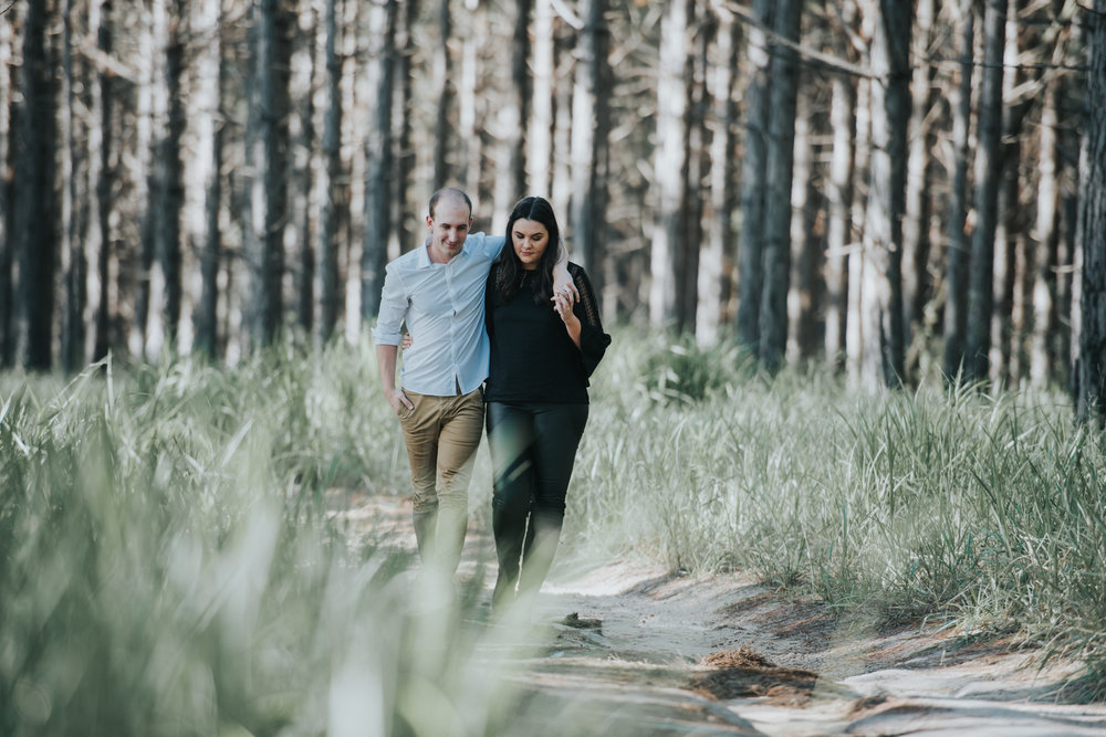 Brisbane Engagement | Beerburrum Pine Forest-26.jpg