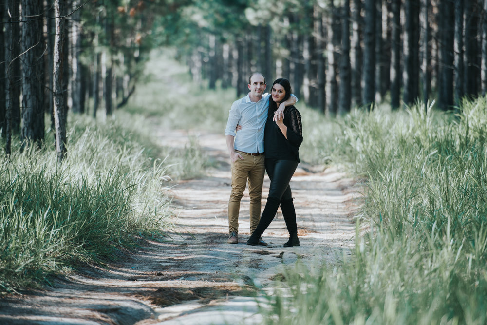 Brisbane Engagement Photography Beerburrum Forest-11.jpg
