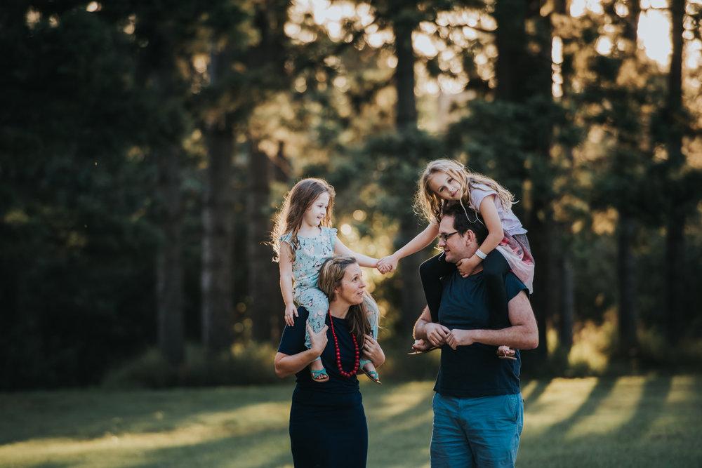 Brisbane Lifestyle Family Photography