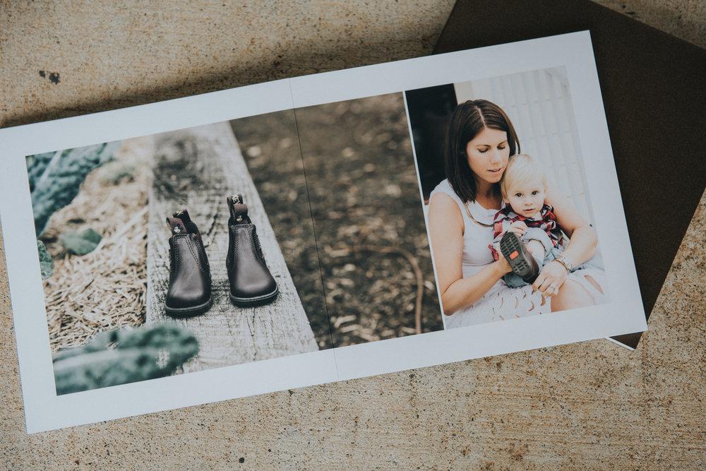 Family Photo Album Fine Art Print