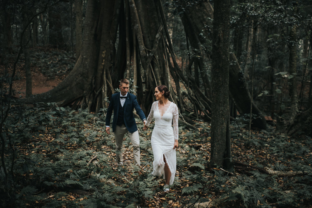 Brisbane Wedding Photographer | Bunya Mountains Wedding