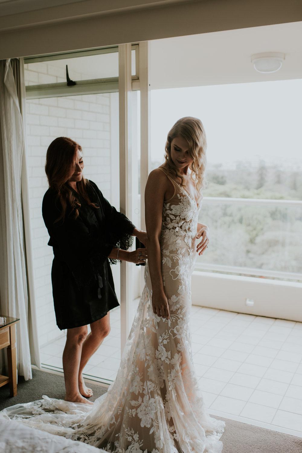 Brisbane Wedding Photographer | Engagement-Elopement Photography | Factory51-City Botantic Gardens Wedding-11.jpg