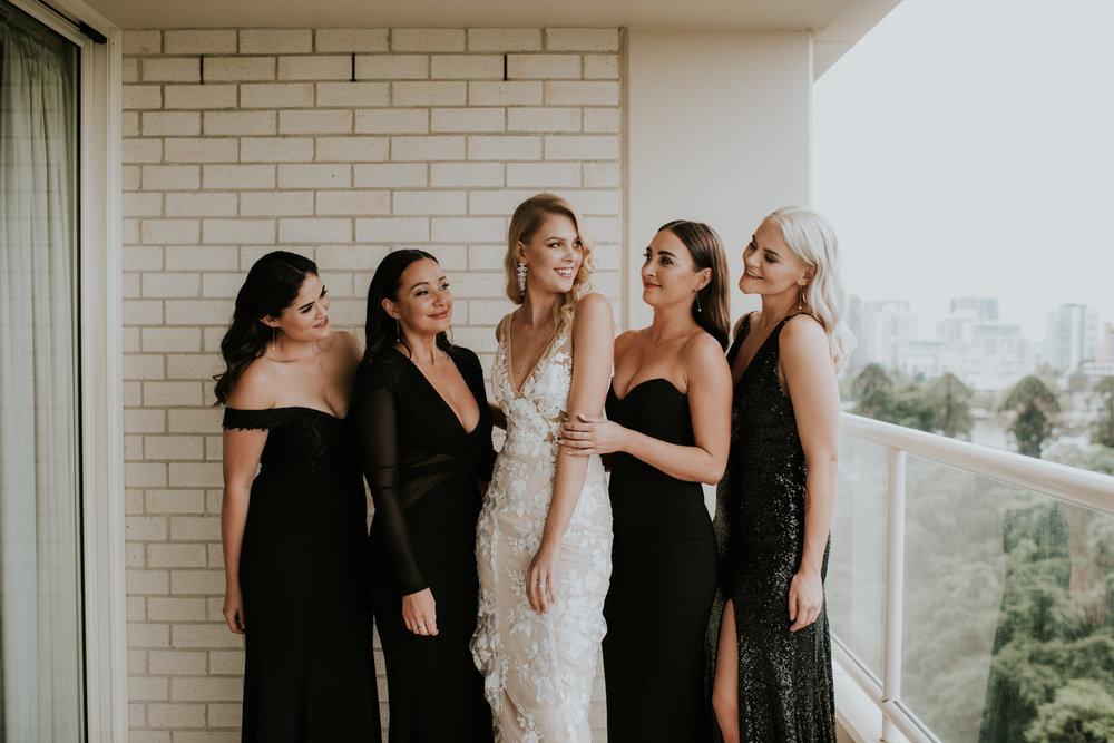 Brisbane Wedding Photographer | Engagement-Elopement Photography | Factory51-City Botantic Gardens Wedding-18.jpg