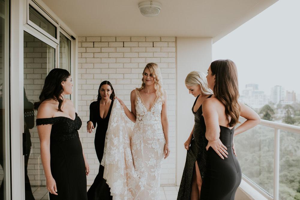 Brisbane Wedding Photographer | Engagement-Elopement Photography | Factory51-City Botantic Gardens Wedding-19.jpg