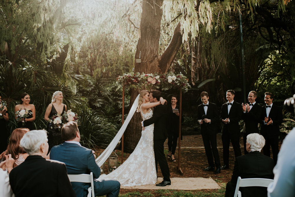Brisbane Wedding Photographer | Engagement-Elopement Photography | Factory51-City Botantic Gardens Wedding-37.jpg