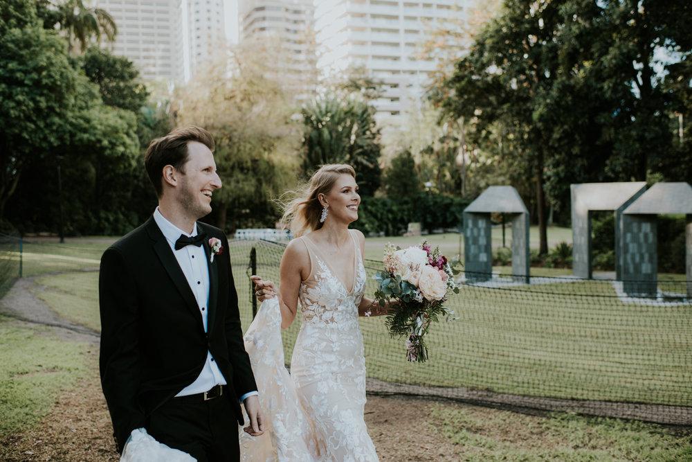 Brisbane Wedding Photographer | Engagement-Elopement Photography | Factory51-City Botantic Gardens Wedding-44.jpg