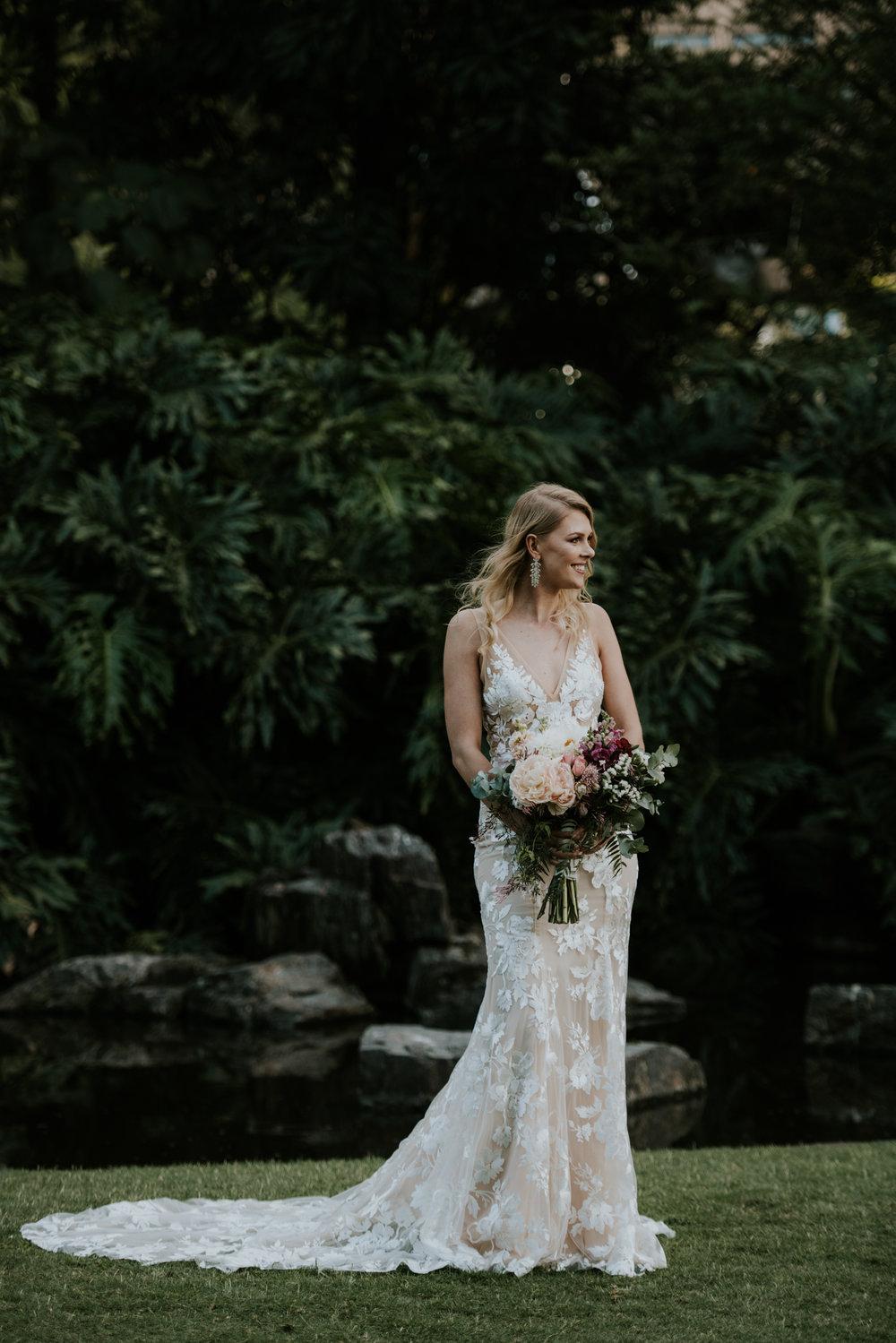 Brisbane Wedding Photographer | Engagement-Elopement Photography | Factory51-City Botantic Gardens Wedding-43.jpg