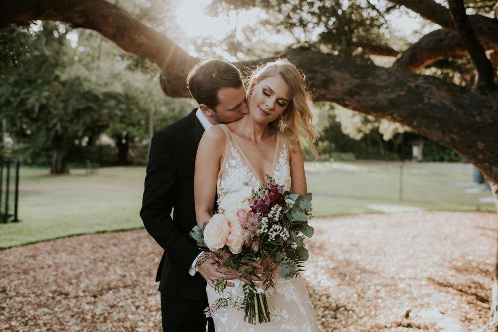 Brisbane Wedding Photographer | Engagement-Elopement Photography | Factory51-City Botantic Gardens Wedding-47.jpg