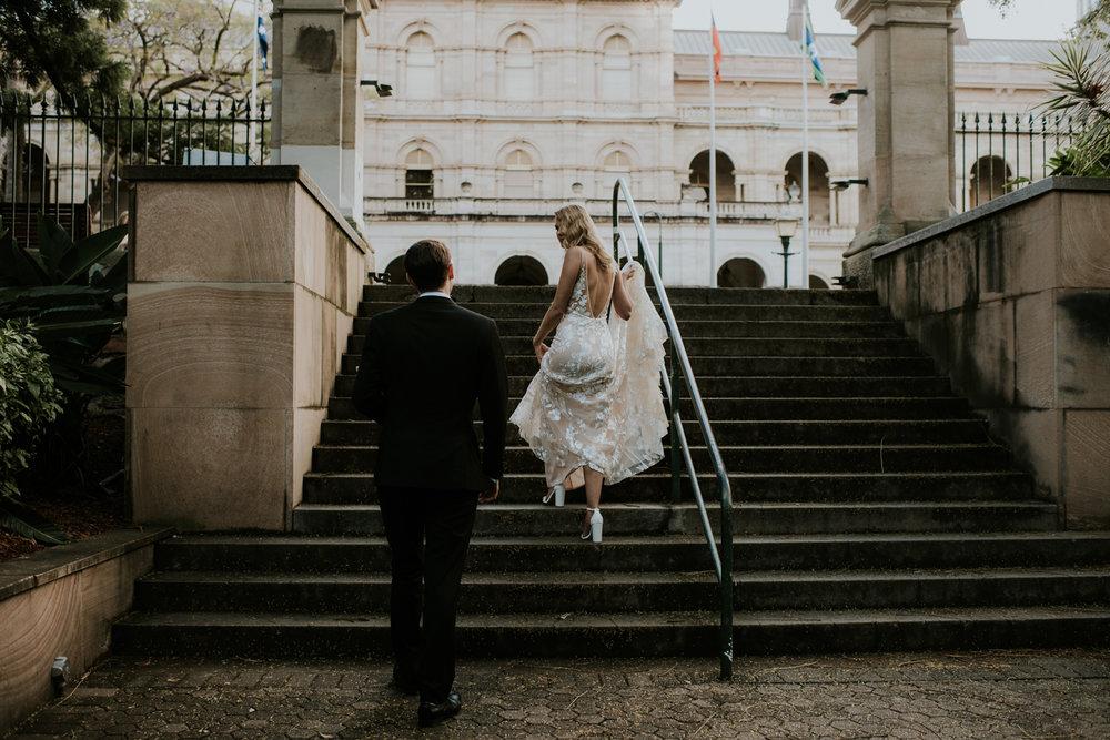 Brisbane Wedding Photographer | Engagement-Elopement Photography | Factory51-City Botantic Gardens Wedding-53.jpg