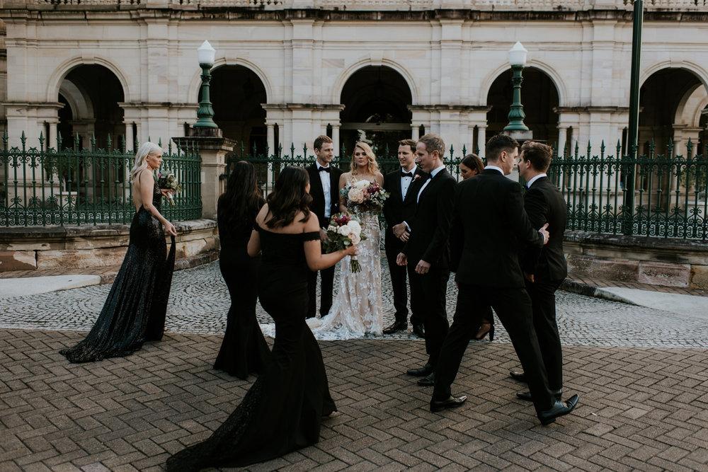 Brisbane Wedding Photographer | Engagement-Elopement Photography | Factory51-City Botantic Gardens Wedding-55.jpg